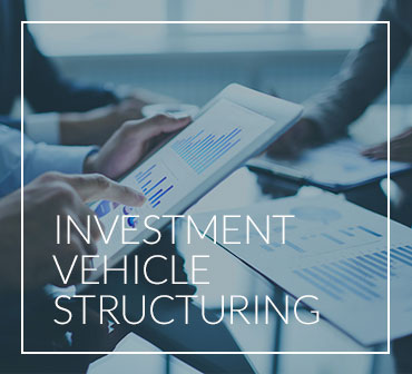 Investment Vehicle Structuring